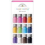 Doodlebug Design - Sugar Coating - Glitter - Glitter Assortment