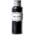 Doodlebug Design - Sugar Coating Glitter - Beetle Black