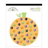 Doodlebug Designs - Jewel Assortments - Halloween Assortment, CLEARANCE