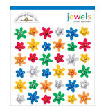 Doodlebug Design - Jewel Assortments - Primary Assortment