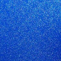 Doodlebug Design - Sugar Coating Glitter - Blue Jean 12 x 12 Cardstock
