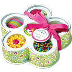 Doodlebug Designs - Flower Girl Collection - Goodie Box, CLEARANCE