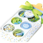 Doodlebug Designs - Baby Boy Collection - Goodie Box, CLEARANCE