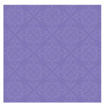 Doodlebug Design - Halloween Collection - 12x12 Accent Paper - Lilac Velvet
