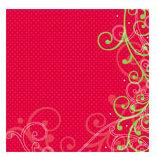 Doodlebug Design - Christmas Collection - 12x12 Accent Paper - Christmas Magic