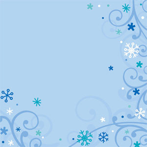 Doodlebug Design - Cold Spell Winter Collection - 12x12 Paper - Cold Spell