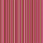 Doodlebug Design - Love Spell Valentine's Day Collection - 12x12 Paper - Neapolitan Stripe