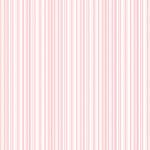 Doodlebug Design - 12x12 Accent Paper - Cupcake Boutique Stripe
