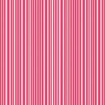 Doodlebug Design - 12x12 Accent Paper - Ladybug Boutique Stripe