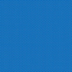 Doodlebug Design - 12x12 Accent Paper - Blue Jean Swiss Dot, CLEARANCE