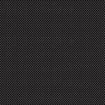 Doodlebug Design - 12x12 Accent Paper - Beetle Black Swiss Dot