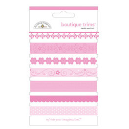 Doodlebug Designs - Boutique Trims - Assorted Ribbon - Cupcake