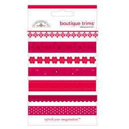 Doodlebug Designs - Boutique Trims - Assorted Ribbon - Ladybug