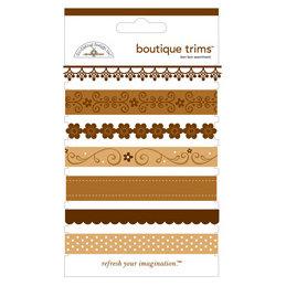 Doodlebug Designs - Boutique Trims - Assorted Ribbon - Bon Bon