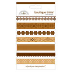 Doodlebug Designs - Boutique Trims - Assorted Ribbon - Bon Bon