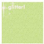 Doodlebug Designs - Sugar Coated Cardstock - 12x12 Spot Glittered Cardstock - Limeade Daydream