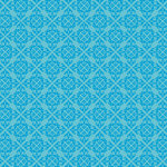Doodlebug Design - 12x12 Crushed Velvet Cardstock - Spot Flocked - Swimming Pool Chenille