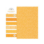 Doodlebug Design - Potpourri - 6 x 6 Paper Assortment - Tangerine, CLEARANCE