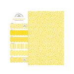 Doodlebug Design - Potpourri - 6 x 6 Paper Assortment - Bumblebee, CLEARANCE