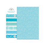 Doodlebug Design - Potpourri - 6 x 6 Paper Assortment - Swimming Pool, CLEARANCE