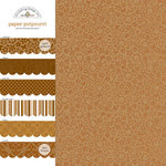 Doodlebug Design - Potpourri - 12 x 12 Paper Assortment - Bon Bon, CLEARANCE