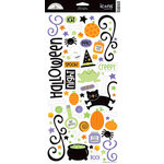 Doodlebug Design - Hocus Pocus Collection - Halloween - Sugar Coated Cardstock Stickers - Icons