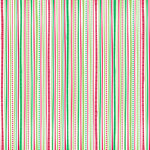 Doodlebug Design - Merry and Bright Collection - Christmas - 12 x 12 Glitter Paper - Ribbon Candy