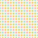 Doodlebug Design - Bunny Hop Collection - Easter - 12 x 12 Accent Paper - Easter Argyle