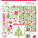 Doodlebug Design - Merry and Bright Collection - Christmas - Essentials Kit