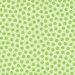 Doodlebug Design - La Di Dots - 12 x 12 Velvet Flocked Paper - Limeade