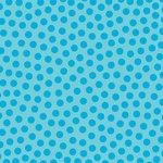 Doodlebug Design - La Di Dots - 12 x 12 Velvet Flocked Paper - Swimming Pool, CLEARANCE