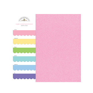 Doodlebug Design - Sugar Coated - 6 x 6 Paper Assortment - Pastel, CLEARANCE