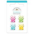 Doodlebug Design - Sweet Treats Collection - Brads - Sweet Surprises Braddies, CLEARANCE