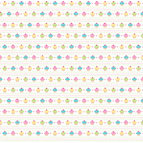 Doodlebug Design - Confections Collection - 12 x 12 Accent Paper - Cuppy Cakes