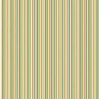 Doodlebug Design - Zoofari Collection - 12 x 12 Accent Paper - Safari Stripe