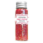 Doodlebug Design - Sugar Coating - Chunky Glitter - Ladybug