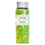 Doodlebug Design - Sugar Coating - Chunky Glitter - Limeade