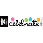 Doodlebug Design - Headlines Collection - Cardstock Stickers - Celebrate