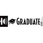 Doodlebug Design - Headlines Collection - Cardstock Stickers - Graduate