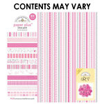 Doodlebug Design - Paper Plus Value Pack - True Love Assortment