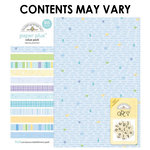 Doodlebug Design - Paper Plus Value Pack - Baby Boy Assortment