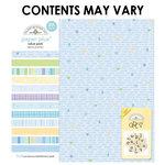 Doodlebug Design - Paper Plus Value Pack - Baby Boy Assortment
