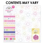 Doodlebug Design - Paper Plus Value Pack - Girls Assortment