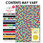 Doodlebug Design - Paper Plus Value Pack - Teen Boy Assortment