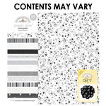 Doodlebug Design - Paper Plus Value Pack - Tuxedo Assortment