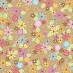 Doodlebug Design - Summertime Collection - 12 x 12 Paper - Fresh Cut