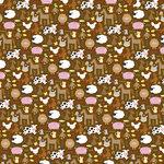 Doodlebug Design - Barnyard Collection - 12 x 12 Paper - Barnyard, CLEARANCE