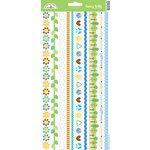 Doodlebug Design - Mother Nature Collection - Cardstock Stickers - Fancy Frills