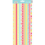 Doodlebug Design - Bon Appetit Collection - Cardstock Stickers - Fancy Frills