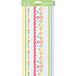 Doodlebug Design - Welcome Home Collection - Cardstock Stickers - Fancy Frills